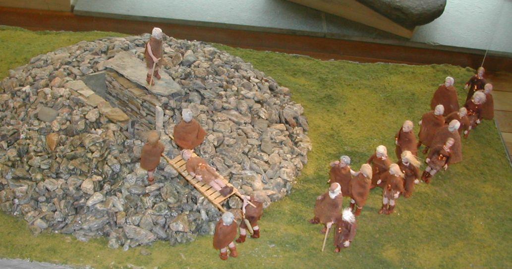 Bronsealder gravhaug, Sola Historielag