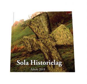 årbok 2018, Sola Historielag