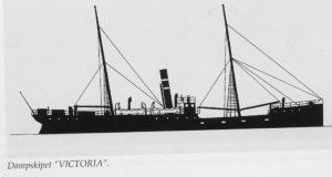 Victoria forlis, Sola Historielag